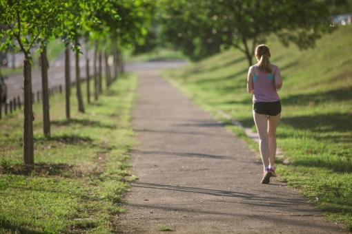 【マラソン】体が動いても気持ちを抑えて走る9月