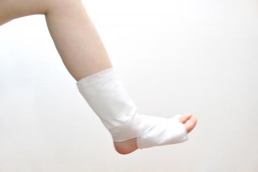 怪我をしてもトレーニングは継続する