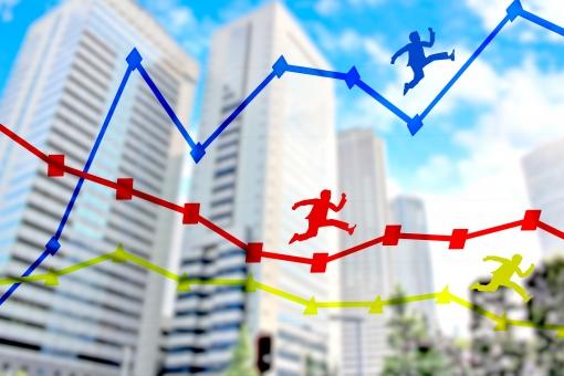 サラリーマンの選択。大企業と中小企業から個人。
